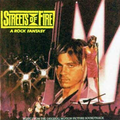 calles de fuego. accion. 1990. michel pare, willian dafoe,rick moranis