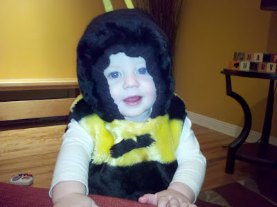 My Cute Little Bumble Bee