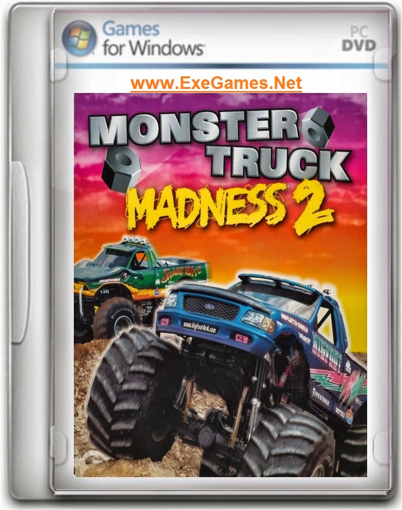 Monster Truck Madness Pc Game