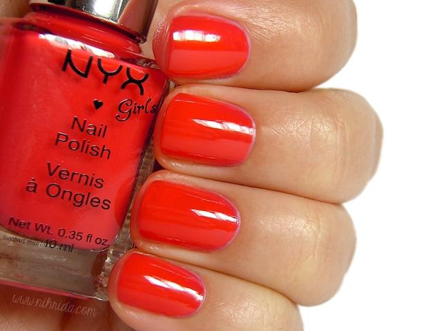 NYX Girls - Poppy