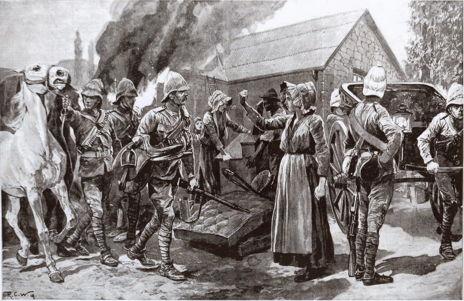 New York Life Day By Day The South African Boer War 1899 1902