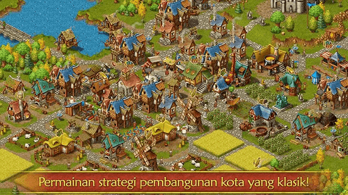 Townsmen Premium Apk + Mod Full Version 1.6.4