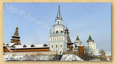 КРК Кремль в Измайлово