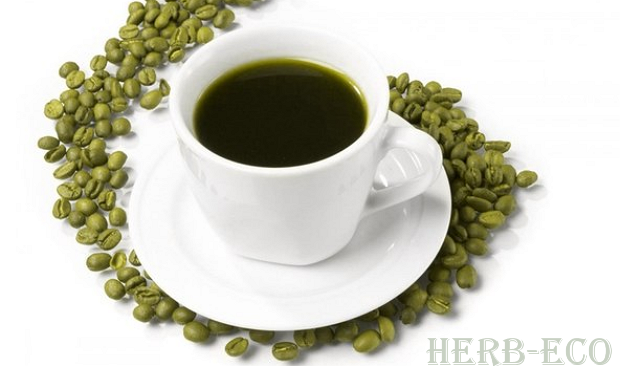 Формулы зеленого кофе от iHerb