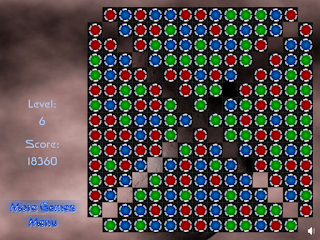 Cosmos Puzzle Game