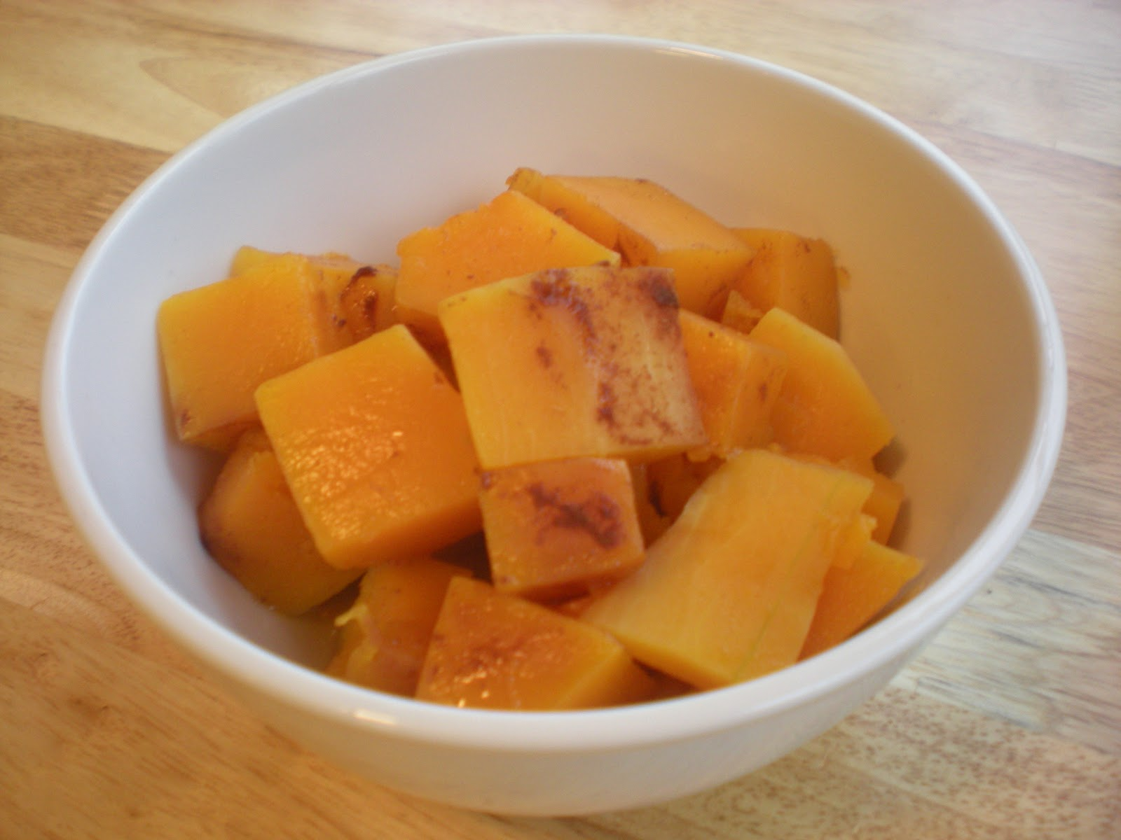 Maple Roasted Butternut Squash (and breakfast, too!) | My ...