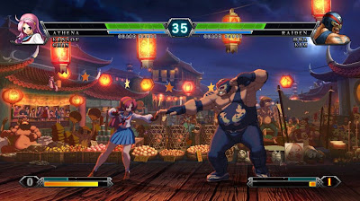 The King Of Fighters (KOF) XIII Screenshots 2