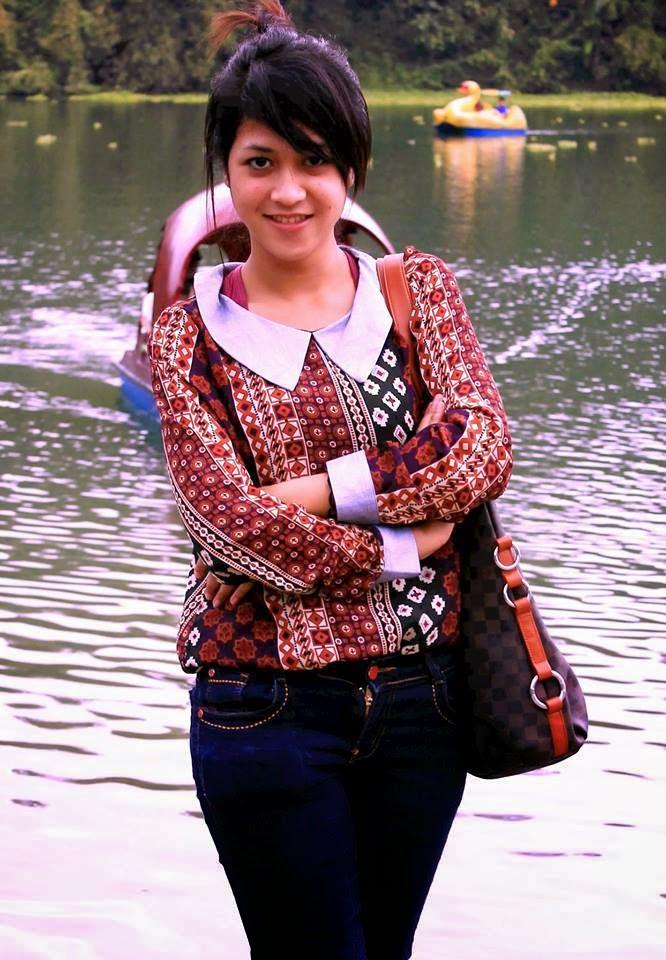No HP dan Pin BB Foto Model Cantik Area Jogjakarta 2014