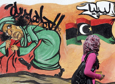 Algerian graffiti