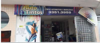 AUTO TINTAS  PAU DOS FERROS