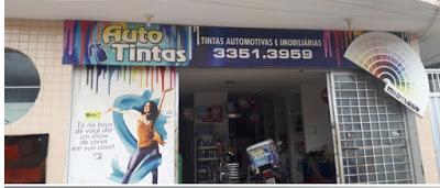 AUTO TINTAS  PAU DOS FERROS