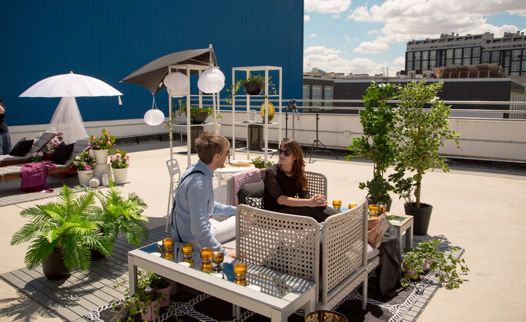 Ikea y ministry of deco decora la primavera ministry for Ikea oficinas centrales