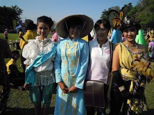 นำเสนอวัฒนธรรมอาเซียน