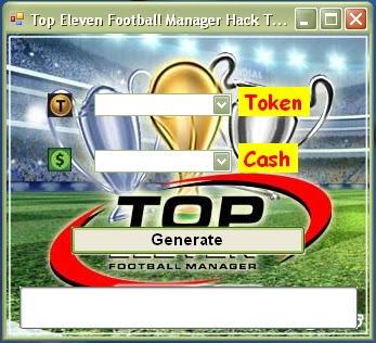 Top Eleven Football Manager - Tokens Hack Free Download
