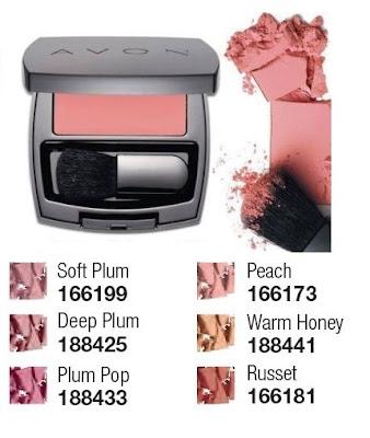 IDEAL LUMINOUS  Blush in polvere Avon