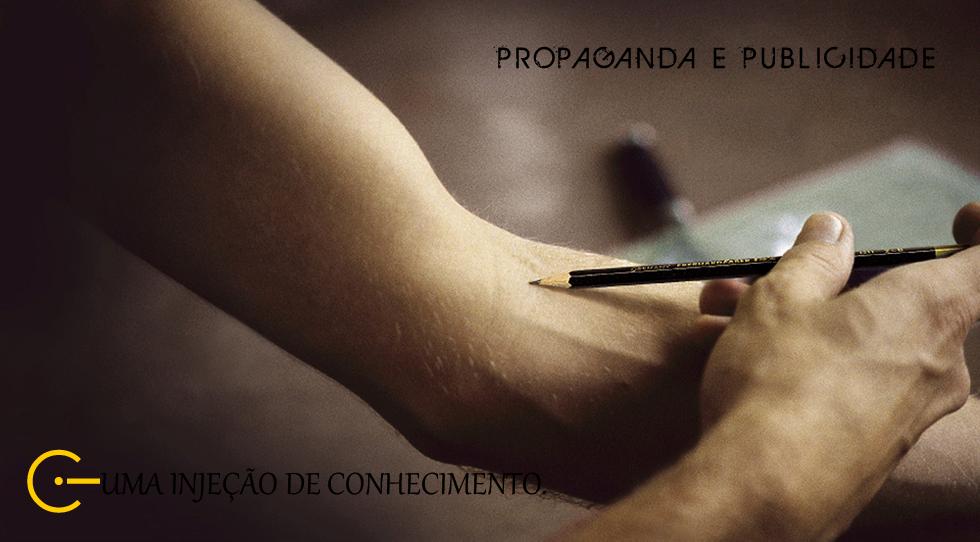 Propaganda e Publicidade.