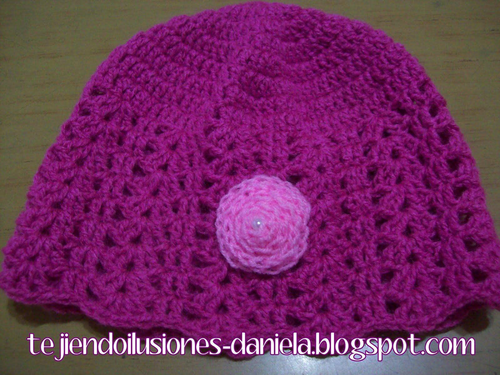 tejido crochet y artesanías: GORROS DE LANA.