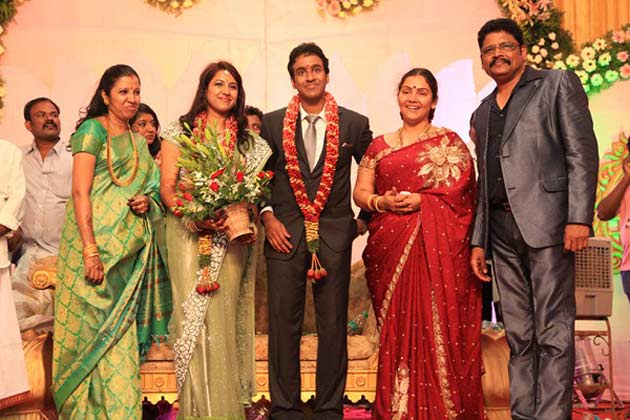 Director K.S.Ravikumar daughter marriage Photos