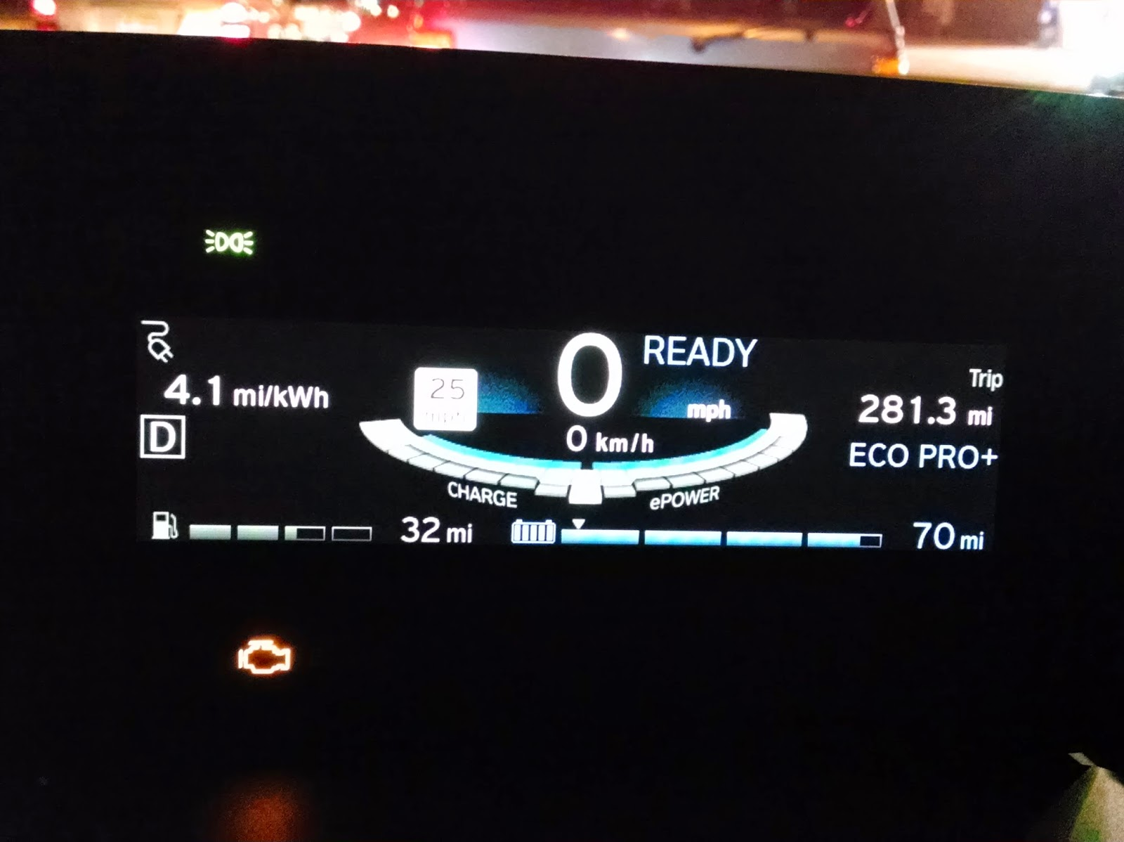 The Electric Bmw I3 Check Engine Light Mystery Plagues Range