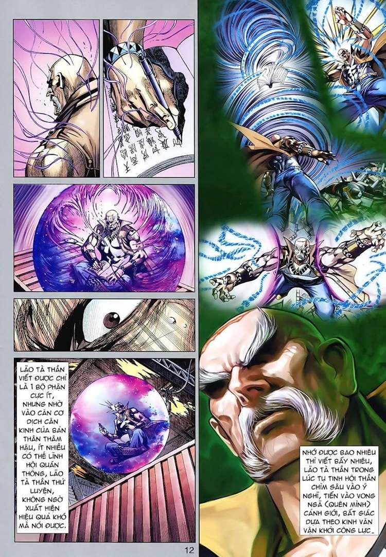 Hoả Vân Tà Thần II chap 98 - Trang 12