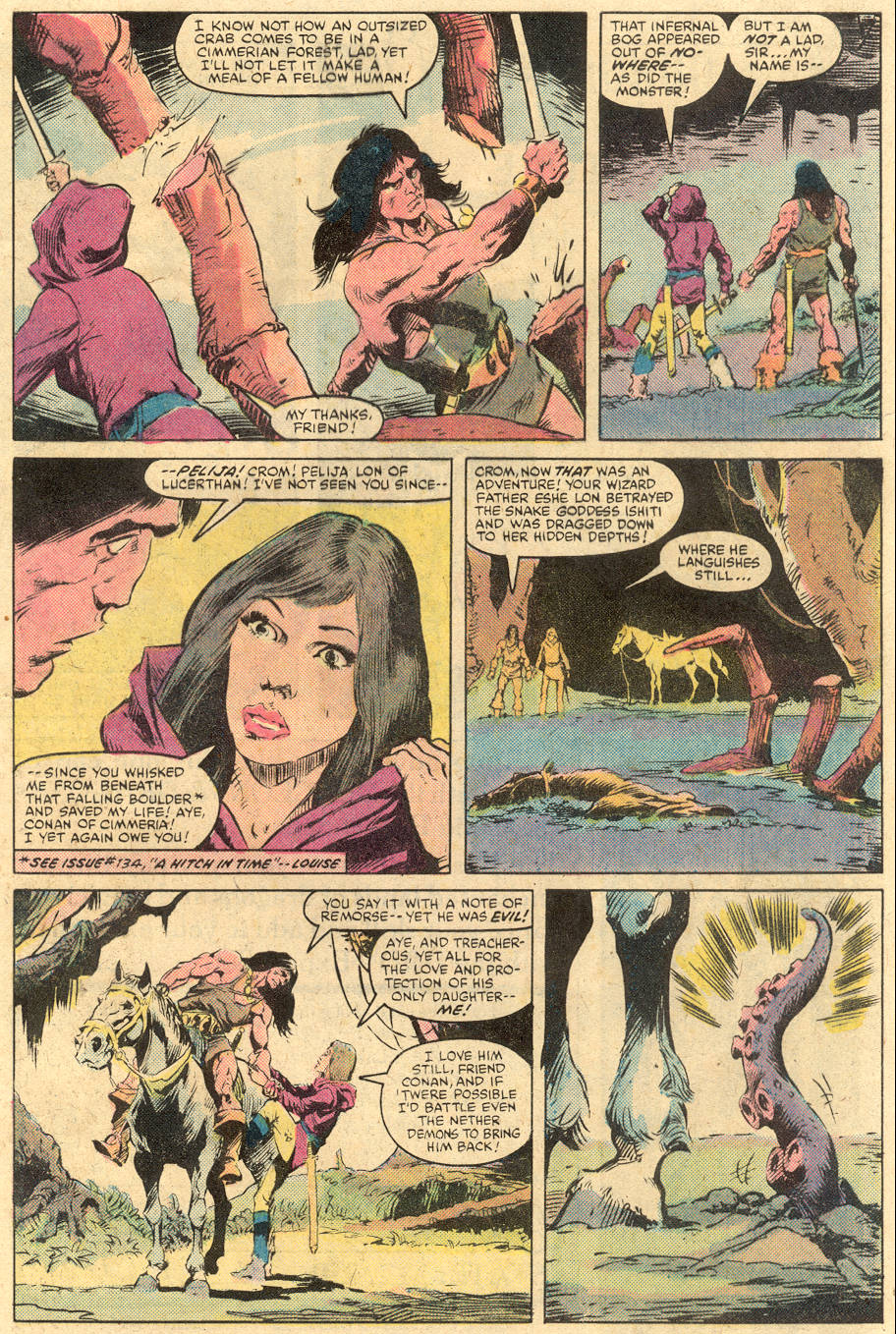 Conan the Barbarian (1970) Issue #138 #150 - English 4