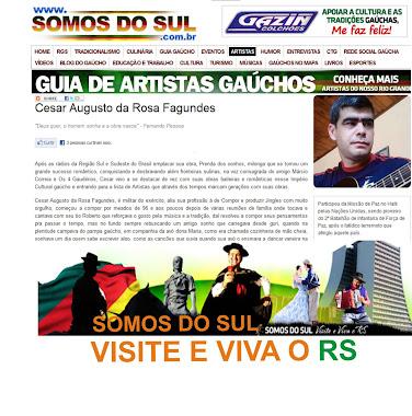 Visite SOMOS DO SUL