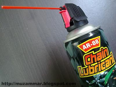 Chainlube Muzammar - Berita Otomotif