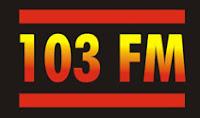 ouvir a Rádio 103 FM 103,3 Itaperuna RJ