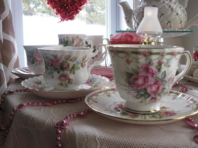A Valentines Tea