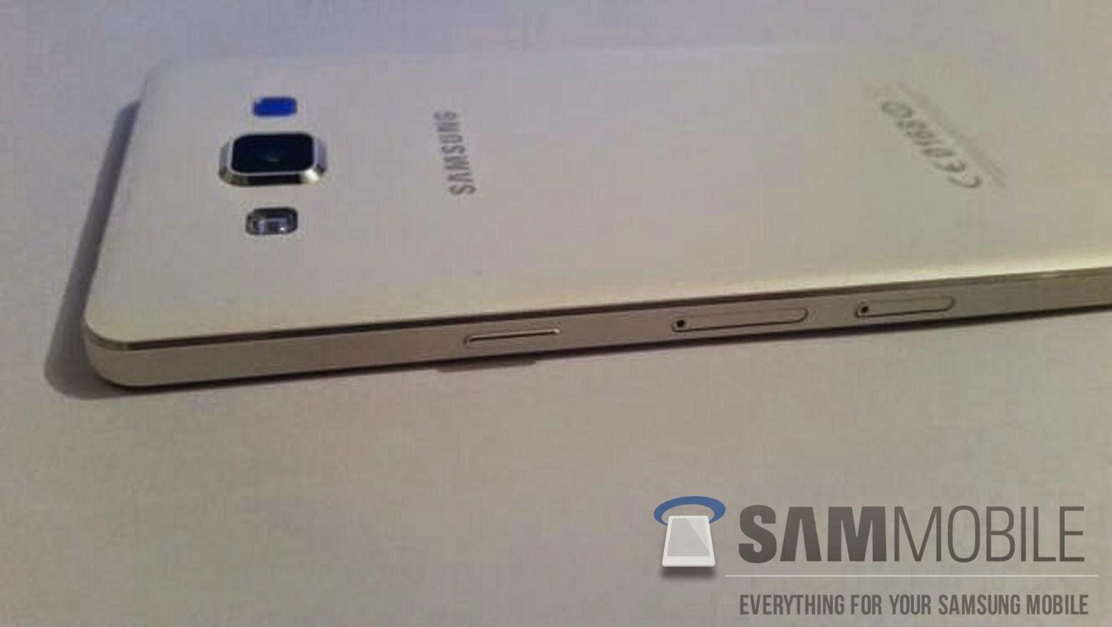 Harga dan Spesifikasi Samsung Galaxy A5, Smartphone Tertipis Samsung