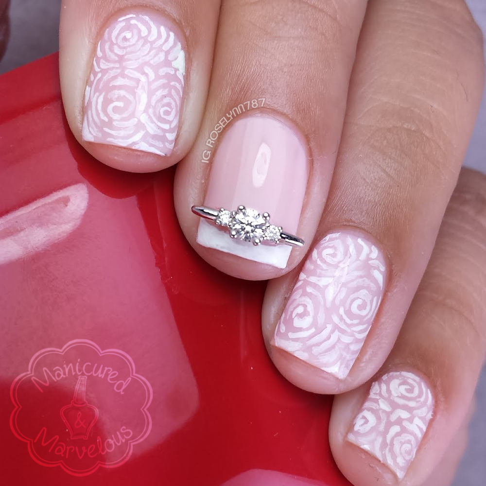 James Allen Nail Jewels - Wedding Bliss Week 3 - Manicured & Marvelous