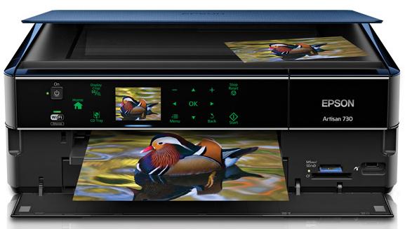 Printer Epson Artisan 730 Driver Download