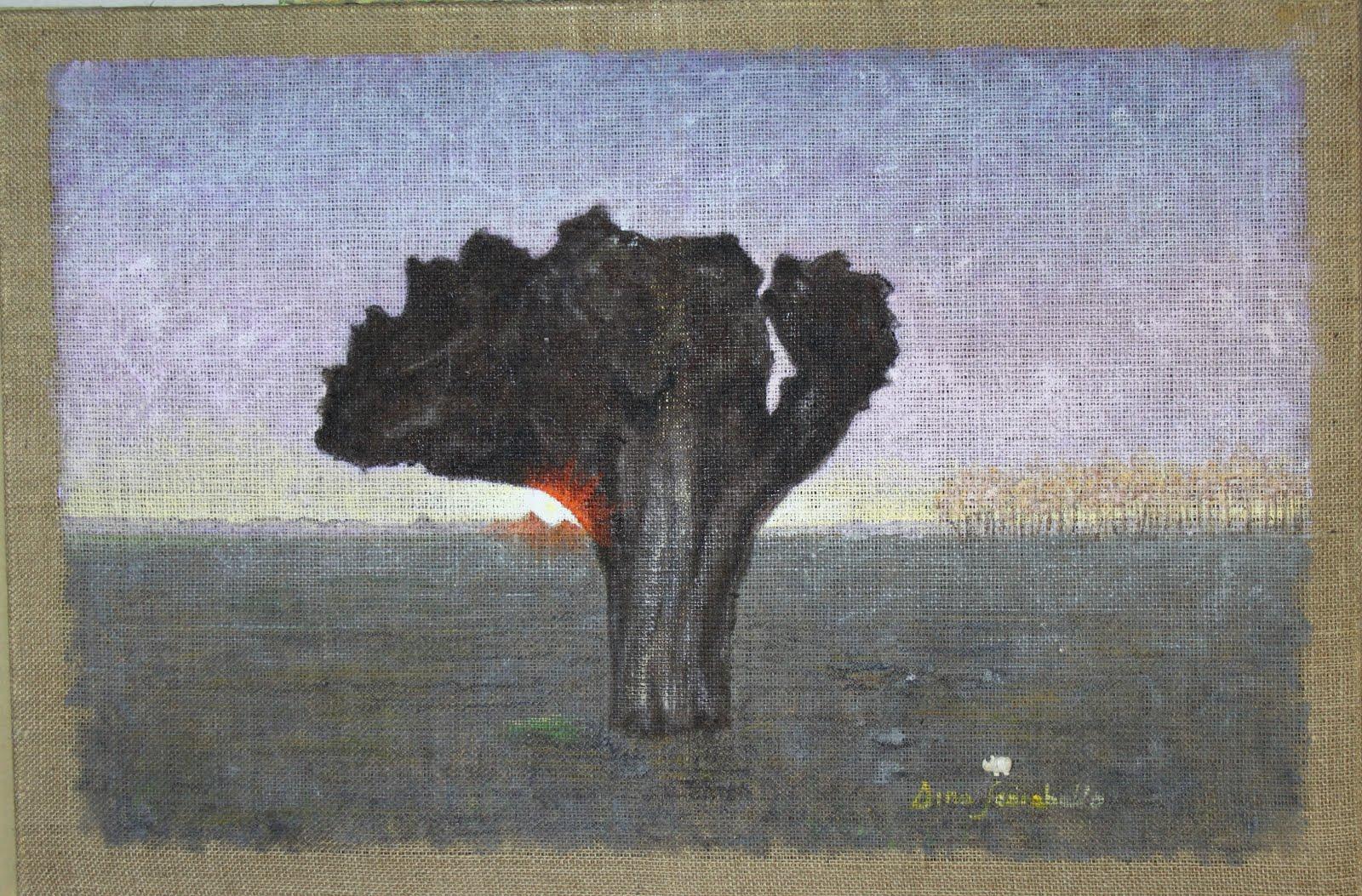"""Tramonto al """"Belvedere"""" N.28"""