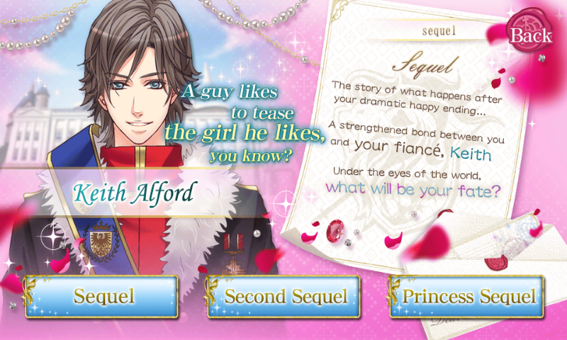 otome otaku girl walkthrough be my princess keith alford