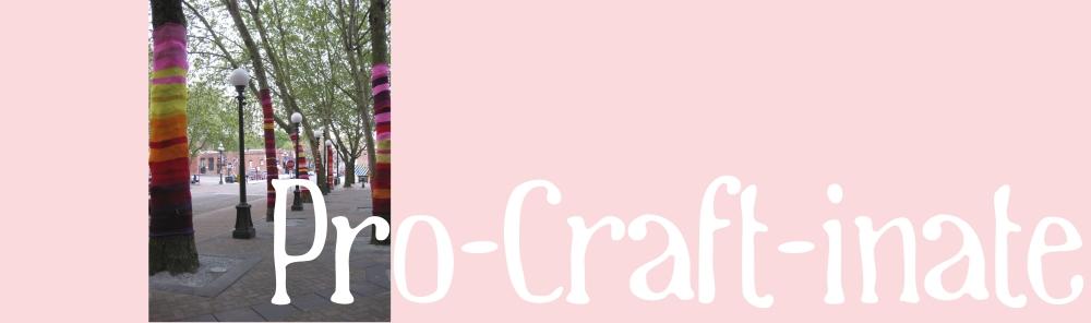 Pro-craft-inate