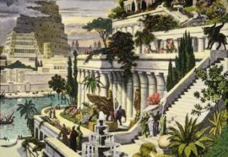 Jardines de Babilonia. Lacasamundo.com