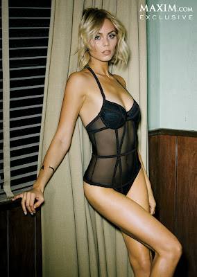 Laura Vandervoort HQ Pictures Maxim Magazine Photoshoot March 2014