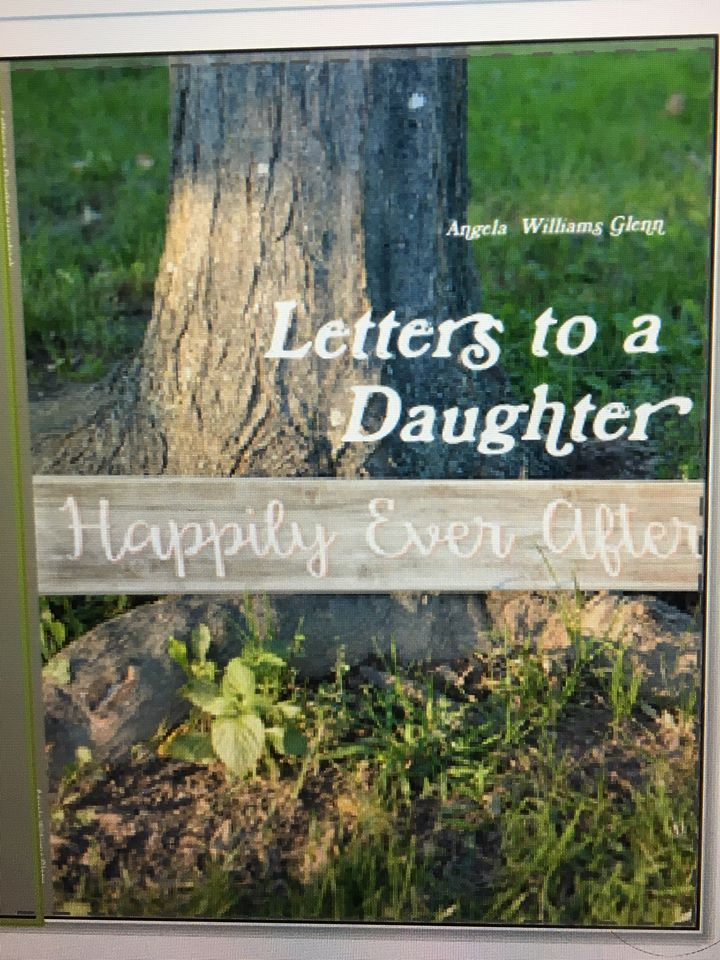 Get my interactive journal book between mothers and daughters for $14