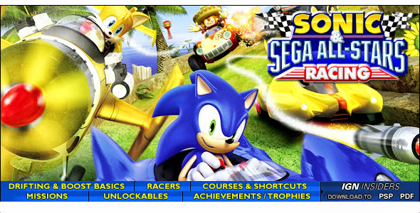 Sonic & SEGA All-Stars Racing™ v1.0.1 APK