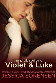 The Probability of Violet and Luke by Jessica Sorensen