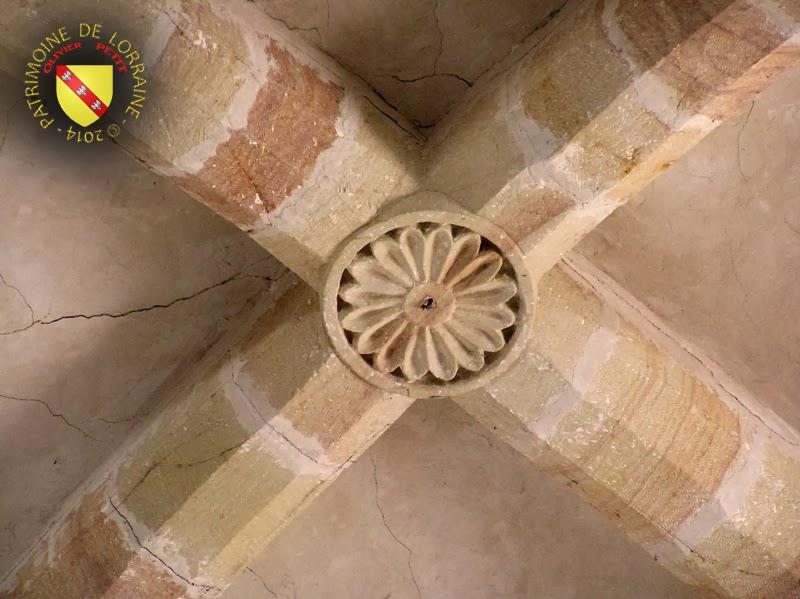 RELANGES (88) - Eglise Notre-Dame (Intérieur)