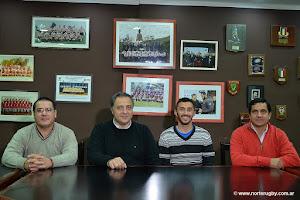 Salta presentó los Juegos Evita de Rugby