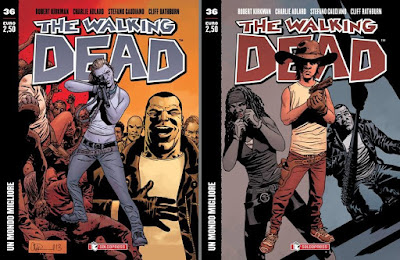 The Walking Dead #36 - Un mondo migliore