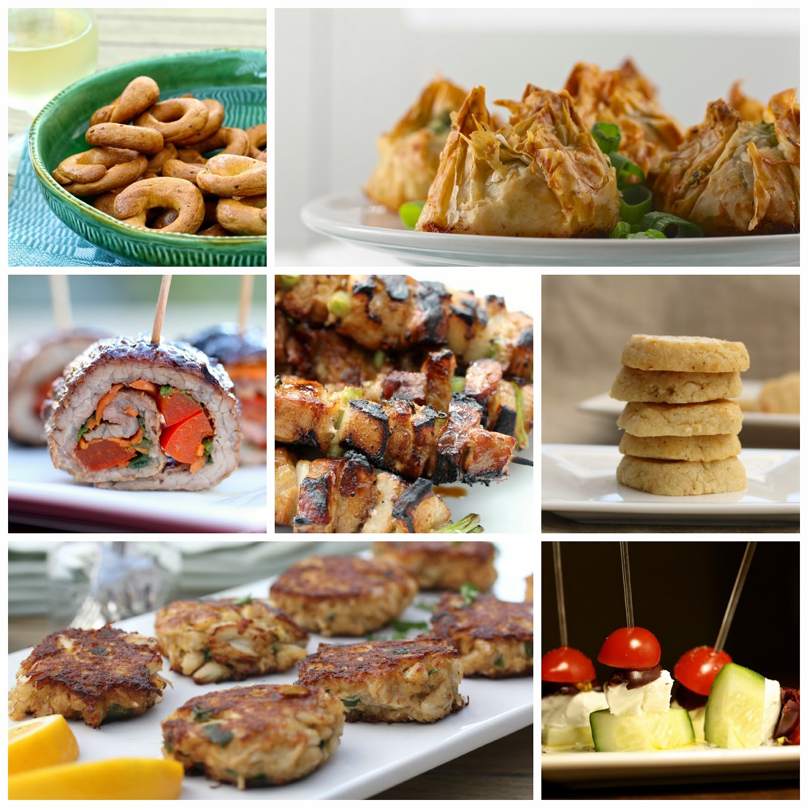 Best appetizers of 2014