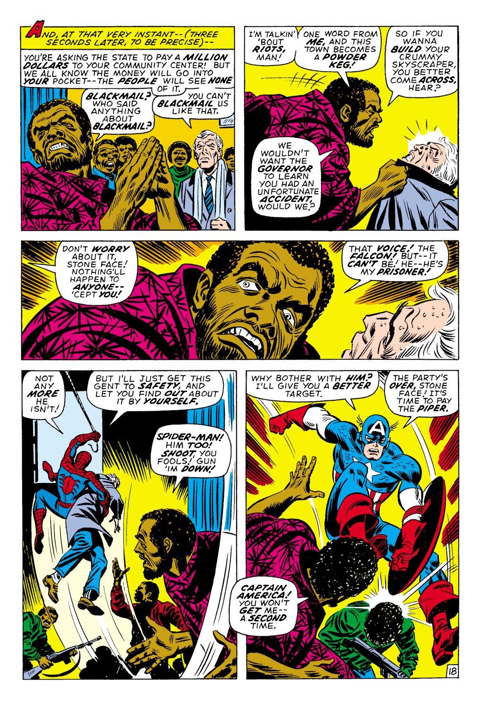 Captain America (1968) Issue #138 #52 - English 18