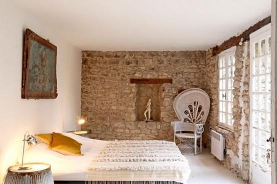 decoracion de interiores habitaciones rusticas:Dziś typowe wiejskie wnętrza francuskie :)