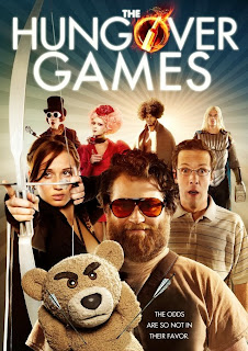Watch The Hungover Games (2014) movie free online