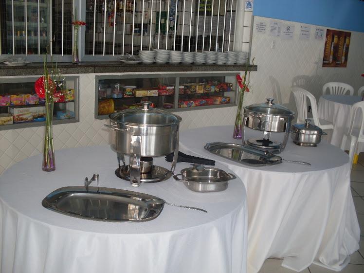 Mesa Almoço
