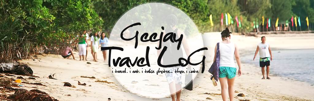 Geejay Travel Log