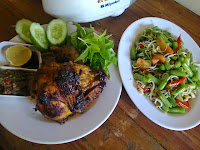 TUmis Buncis Pendamping Ayam Bakar
